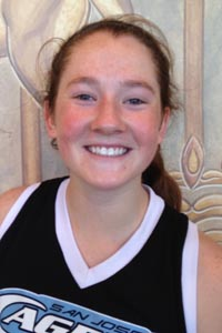 Archbishop Mitty freshman-to-be Maddie Holland could be one of the top 2017 players in California next season.