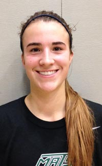 Sabrina Ionescu had her first quadruple-double for Miramonte of Orinda in game last week. Photo: Harold Abend.