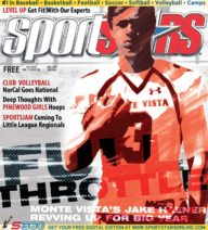 Current edition of SportStars Magazine