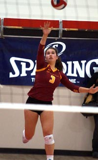 Kirby Knapp is one of the top players for 2015 CIF NorCal D1 champion Menlo-Atherton. Photo: Phillip Walton/SportStars.